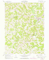 Download a high-resolution, GPS-compatible USGS topo map for Freeport, OH (1978 edition)