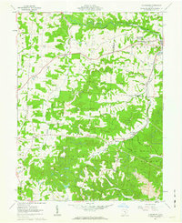 Download a high-resolution, GPS-compatible USGS topo map for Fultonham, OH (1963 edition)