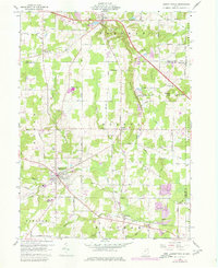 Download a high-resolution, GPS-compatible USGS topo map for Garrettsville, OH (1980 edition)