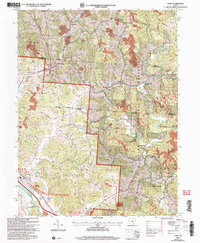 Download a high-resolution, GPS-compatible USGS topo map for Gore, OH (2006 edition)