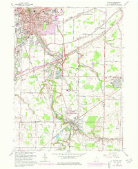 Download a high-resolution, GPS-compatible USGS topo map for Grafton, OH (1979 edition)