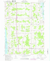 Download a high-resolution, GPS-compatible USGS topo map for Gustavus, OH (1980 edition)