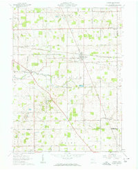 Download a high-resolution, GPS-compatible USGS topo map for Harrod, OH (1963 edition)