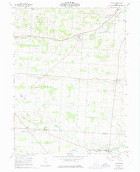 Download a high-resolution, GPS-compatible USGS topo map for Holmesville, OH (1975 edition)