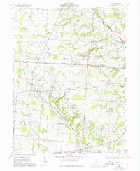 Download a high-resolution, GPS-compatible USGS topo map for Jersey, OH (1975 edition)