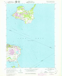 Download a high-resolution, GPS-compatible USGS topo map for Kelleys Island, OH (1979 edition)