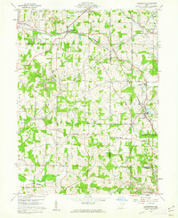 Download a high-resolution, GPS-compatible USGS topo map for Kensington, OH (1962 edition)