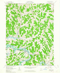 Download a high-resolution, GPS-compatible USGS topo map for Kimbolton, OH (1963 edition)