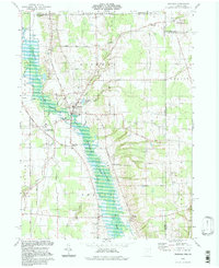 Download a high-resolution, GPS-compatible USGS topo map for Kinsman, OH (1997 edition)