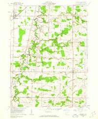 Download a high-resolution, GPS-compatible USGS topo map for Lagrange, OH (1963 edition)