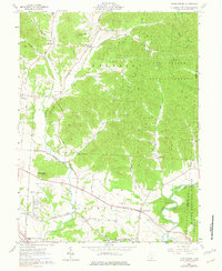 Download a high-resolution, GPS-compatible USGS topo map for Londonderry, OH (1982 edition)
