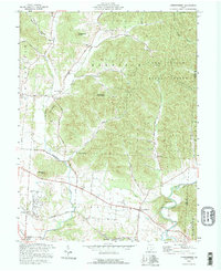 Download a high-resolution, GPS-compatible USGS topo map for Londonderry, OH (1995 edition)