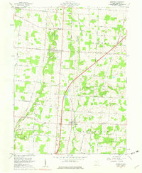 Download a high-resolution, GPS-compatible USGS topo map for Marengo, OH (1973 edition)