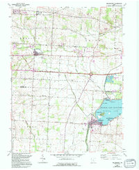 Download a high-resolution, GPS-compatible USGS topo map for Millersport, OH (1994 edition)