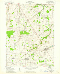Download a high-resolution, GPS-compatible USGS topo map for Mt Victory, OH (1962 edition)