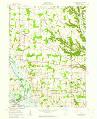 Download a high-resolution, GPS-compatible USGS topo map for New Pittsburg, OH (1962 edition)