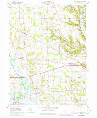 Download a high-resolution, GPS-compatible USGS topo map for New Pittsburg, OH (1978 edition)
