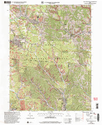 Download a high-resolution, GPS-compatible USGS topo map for New Straitsville, OH (2006 edition)
