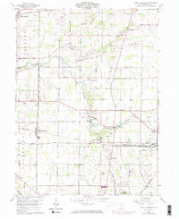 Download a high-resolution, GPS-compatible USGS topo map for North Robinson, OH (1974 edition)