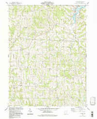 Download a high-resolution, GPS-compatible USGS topo map for Otsego, OH (1998 edition)