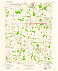 Download a high-resolution, GPS-compatible USGS topo map for Pataskala, OH (1959 edition)