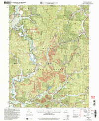 Download a high-resolution, GPS-compatible USGS topo map for Pedro, OH (2006 edition)