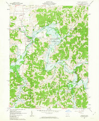 Download a high-resolution, GPS-compatible USGS topo map for Plainfield, OH (1963 edition)