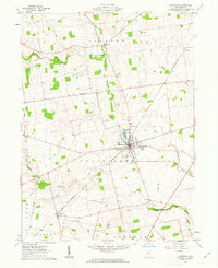 Download a high-resolution, GPS-compatible USGS topo map for Richwood, OH (1963 edition)