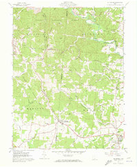 Download a high-resolution, GPS-compatible USGS topo map for Rio Grande, OH (1973 edition)