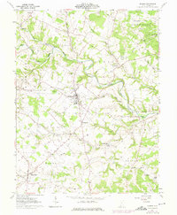 Download a high-resolution, GPS-compatible USGS topo map for Seaman, OH (1975 edition)
