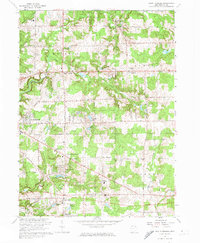 Download a high-resolution, GPS-compatible USGS topo map for South Russell, OH (1974 edition)