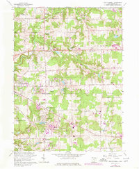 Download a high-resolution, GPS-compatible USGS topo map for South Russell, OH (1980 edition)