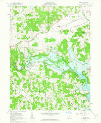 Download a high-resolution, GPS-compatible USGS topo map for Toboso, OH (1963 edition)