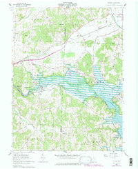 Download a high-resolution, GPS-compatible USGS topo map for Toboso, OH (1978 edition)