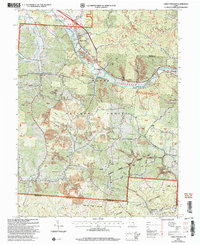 Download a high-resolution, GPS-compatible USGS topo map for Union Furnace, OH (2006 edition)