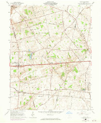 Download a high-resolution, GPS-compatible USGS topo map for Vienna, OH (1968 edition)