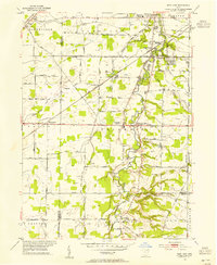Download a high-resolution, GPS-compatible USGS topo map for West View, OH (1955 edition)