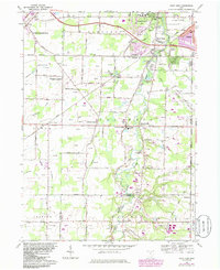 Download a high-resolution, GPS-compatible USGS topo map for West View, OH (1985 edition)