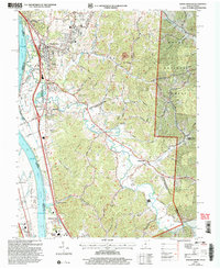 Download a high-resolution, GPS-compatible USGS topo map for Wheelersburg, OH (2006 edition)