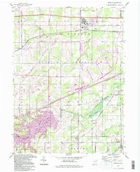 Download a high-resolution, GPS-compatible USGS topo map for Windham, OH (1997 edition)