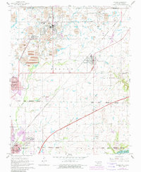 Download a high-resolution, GPS-compatible USGS topo map for Picher, OK (1982 edition)