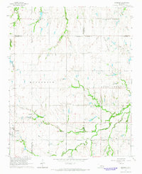 Usgs 1 24000 Scale Quadrangle For Piedmont Ok 1966 Sciencebase
