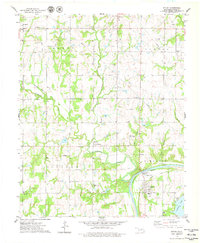 Download a high-resolution, GPS-compatible USGS topo map for Ripley, OK (1979 edition)