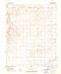 Download a high-resolution, GPS-compatible USGS topo map for Sturgis NW, OK (1973 edition)