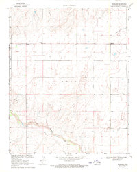 Download a high-resolution, GPS-compatible USGS topo map for Wheeless, OK (1971 edition)