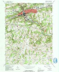 USGS 1:24000-scale Quadrangle for Coatesville, PA 1953 ... on camden pa map, strasburg pa map, hazelwood pa map, upper chichester pa map, elk township pa map, audubon pa map, mahanoy pa map, chaddsford pa map, eastern pa road map, harrisburg pa map, craley pa map, coal twp pa map, bristol borough pa map, west caln township pa map, upper bucks pa map, landingville pa map, coolspring pa map, richmond pa map, uwchlan township pa map, frystown pa map,