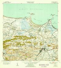 USGS 130000scale Quadrangle for Bayamon PR 1947 ScienceBaseCatalog