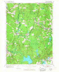 Download a high-resolution, GPS-compatible USGS topo map for Carolina, RI (1968 edition)