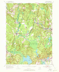 Download a high-resolution, GPS-compatible USGS topo map for Carolina, RI (1973 edition)