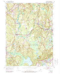Download a high-resolution, GPS-compatible USGS topo map for Carolina, RI (1987 edition)